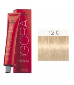 Schwarzkopf Igora Royal Tinte 12-0 Superaclarante Natural