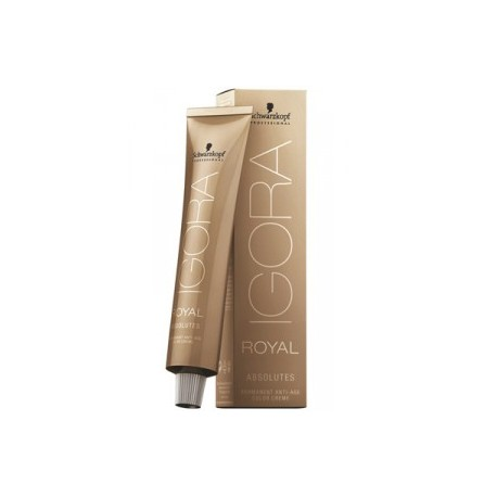 Schwarzkopf Igora Royal Absolutes Tinte 4-70 Castaño Medio Cobrizo Natural